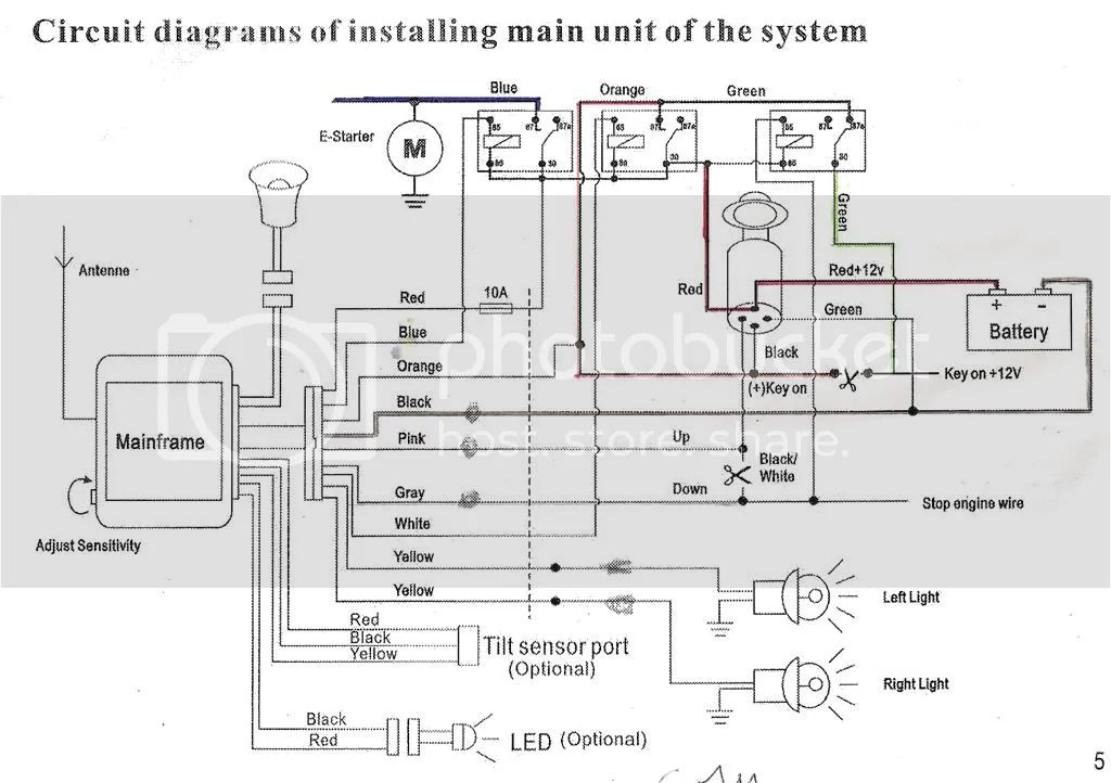 2 sump pump wiring diagram