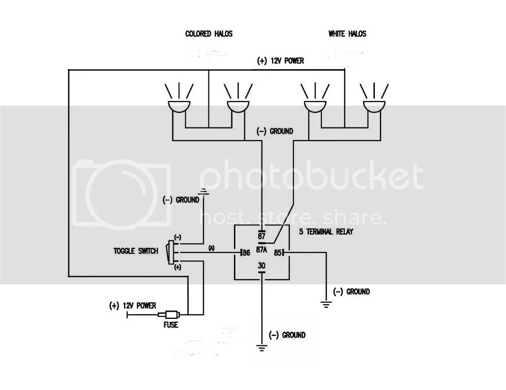 halo switch wiring diagram