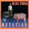 Genetska mutacija virusa H1N1