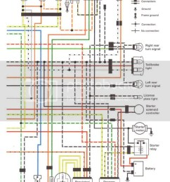 wiring diagrams suzukisavage com 1986 suzuki savage wiring diagram [ 773 x 1024 Pixel ]
