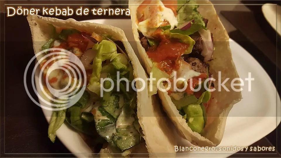 Hacé tu propio kebab / shawarma