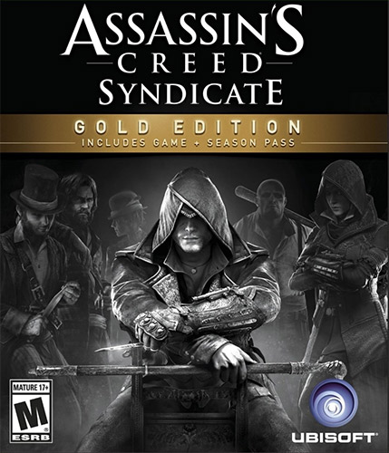 352- Assassin's Creed: Syndicate – Gold Edition [v1 51 + All