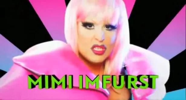 MIMI IMFURST!