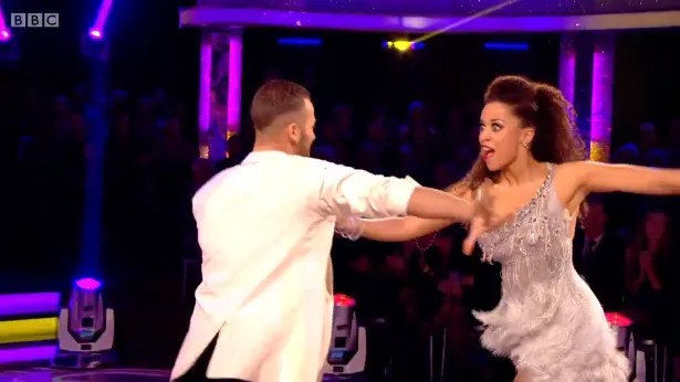 """eb2a042c1 yelling of """"YOU'RE A VEGETABLE!"""" right in Artem's face (Natalie Highlight  Of The Series right there), the constant constant spinning that she does at  the ..."""