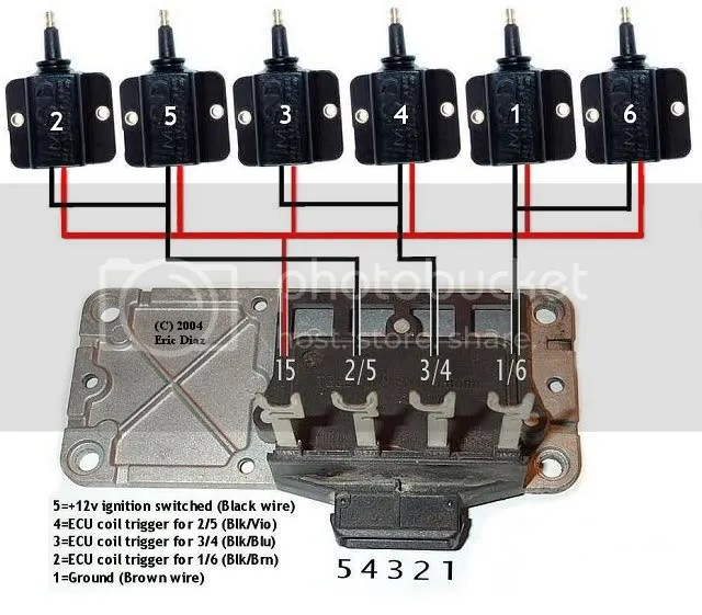 Ignition Coil Pack Wiring Diagram Also Msd Ignition Wiring Diagram