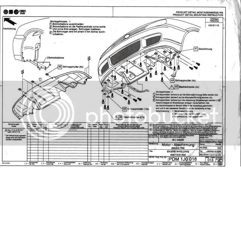 Vw Golf Mk4 Parts Diagram