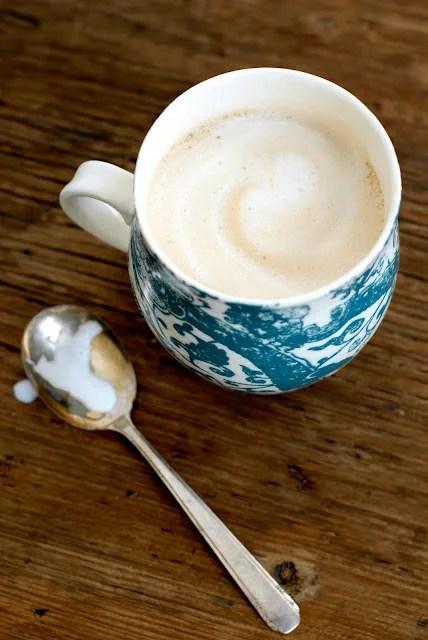 Iced coffee drinks: Coconut Cowboy Coffee