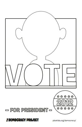 Politics for kids: the Democracy Project gets kids