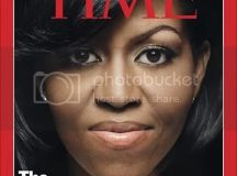 Michelle Obama Covers TIME Magazine...   Michelle O. Style