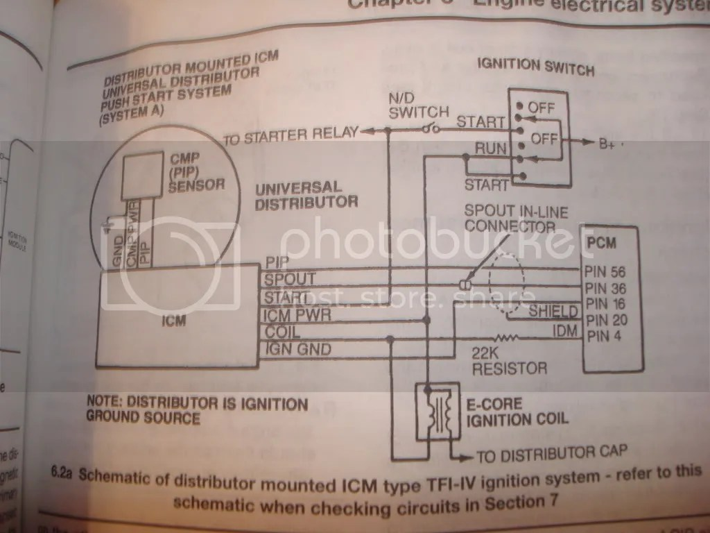 Wiring Diagram 4 Electronic Ignition Ford Truck Enthusiasts Forums