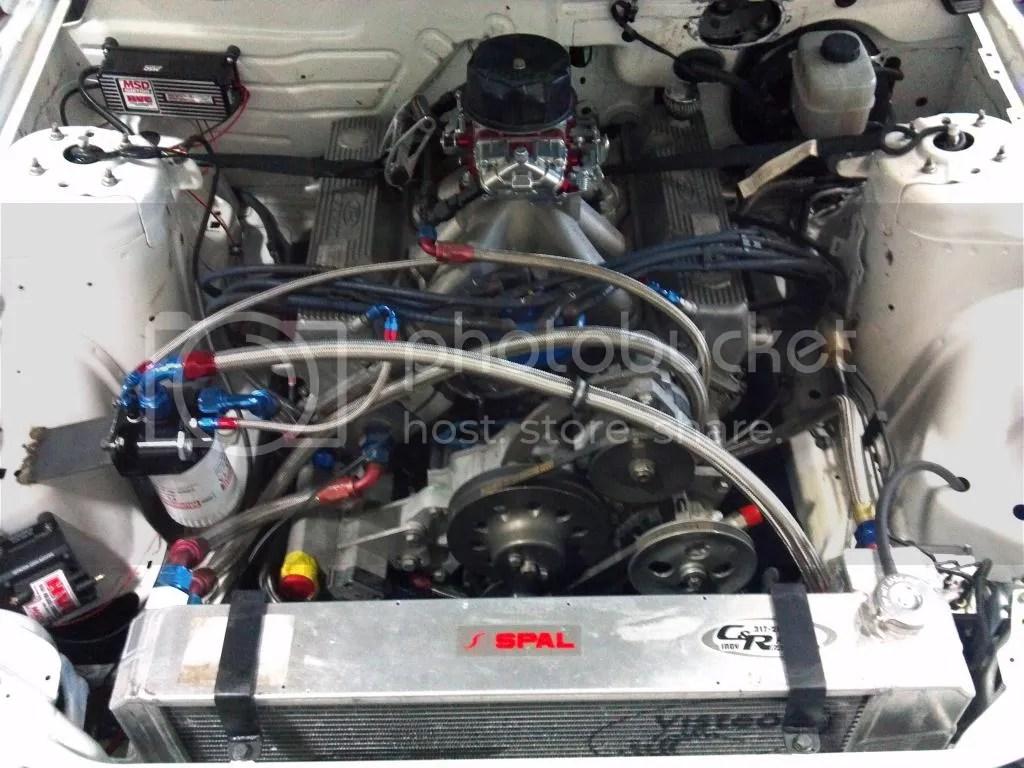 hight resolution of not bad for 284ci i just sold this engine and bought a 800hp sprint cup 358ci from yates racing this is the car the international will be hauling around