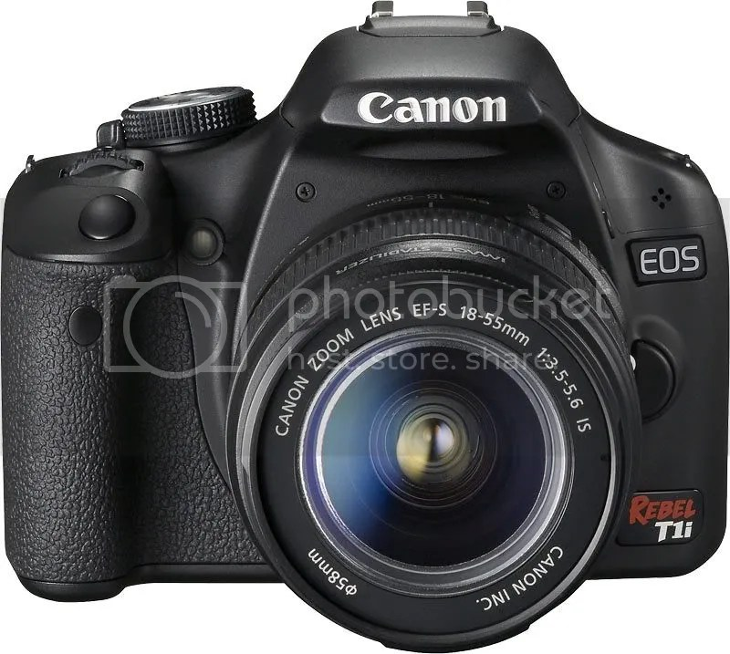 My Camera - Canon 500D