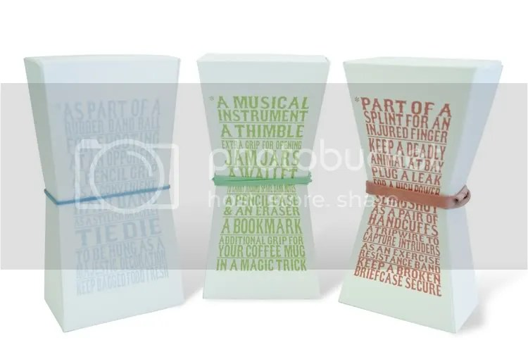Ric Bixter - Elastic Band Packaging