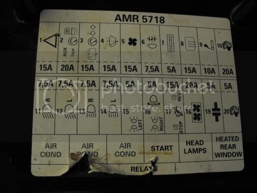 small resolution of 2004 land rover discovery fuse box