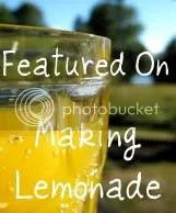 making lemonade blog