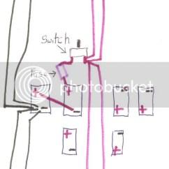 Ez Go Golf Cart Headlight Wiring Diagram Lucas Dynastart Light Kit For A 1979 36v Marathon
