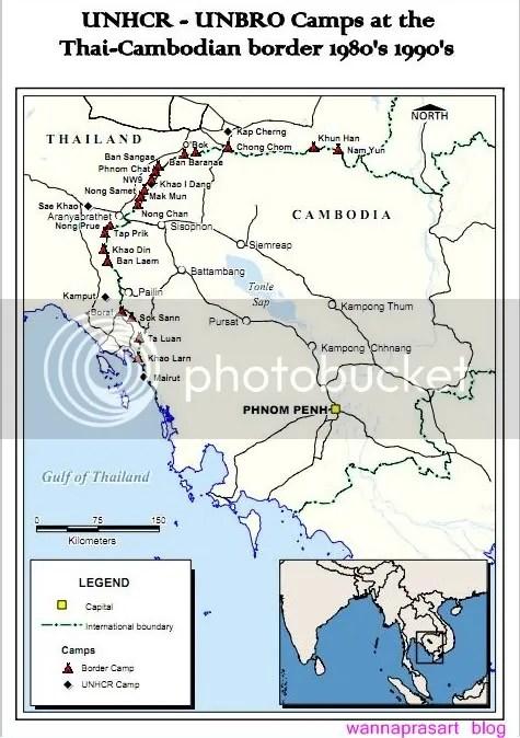 Thai / Cambodia border475x673