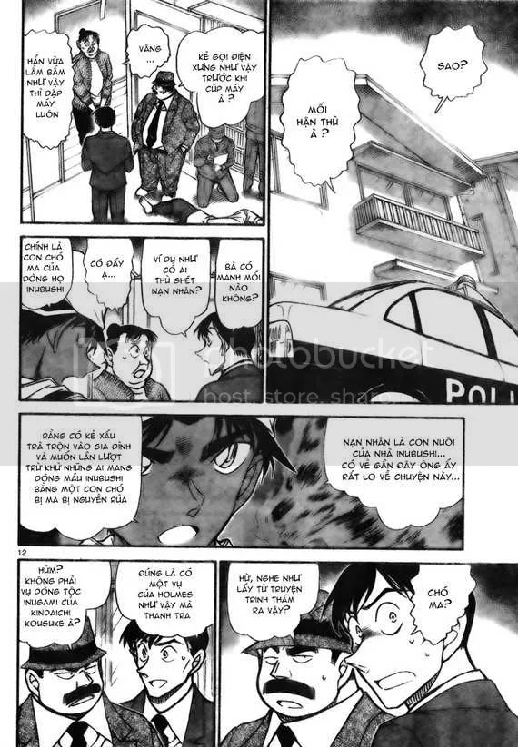 Conan  Chapter 735