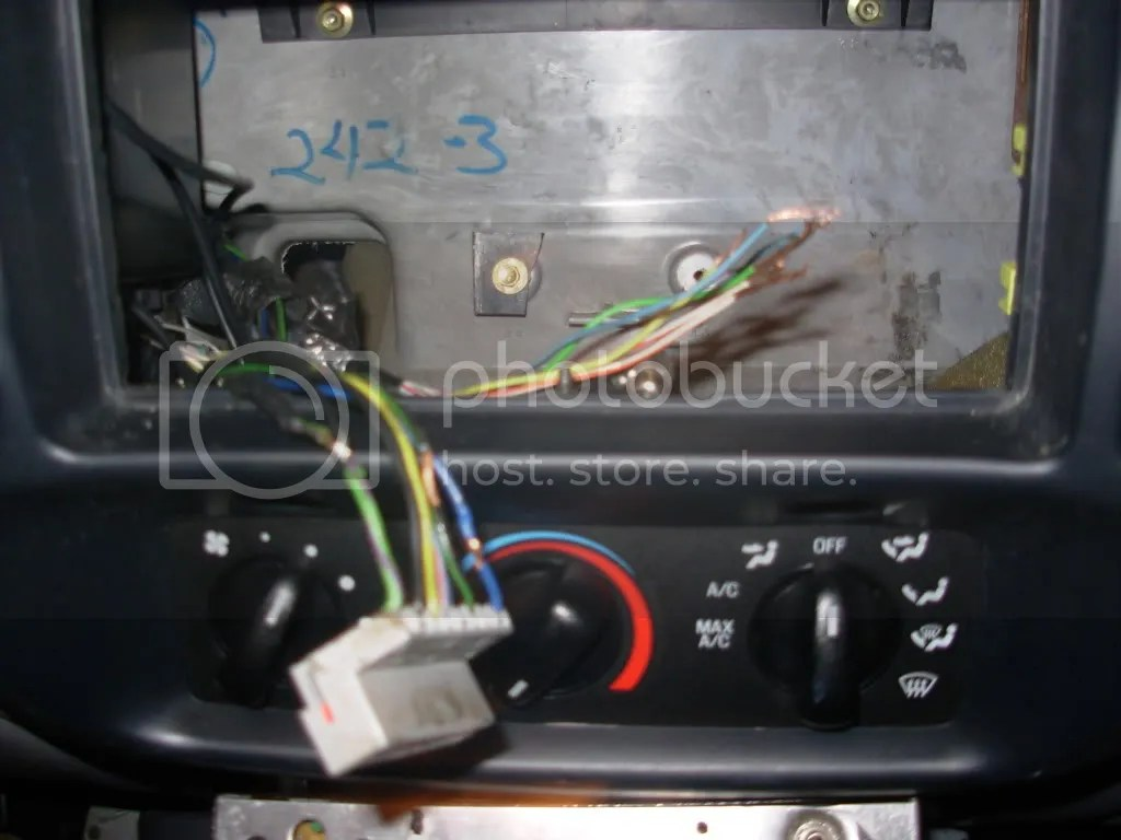 2009 Ford Ranger Car Stereo Wiring Diagram Radio Wiring Harness