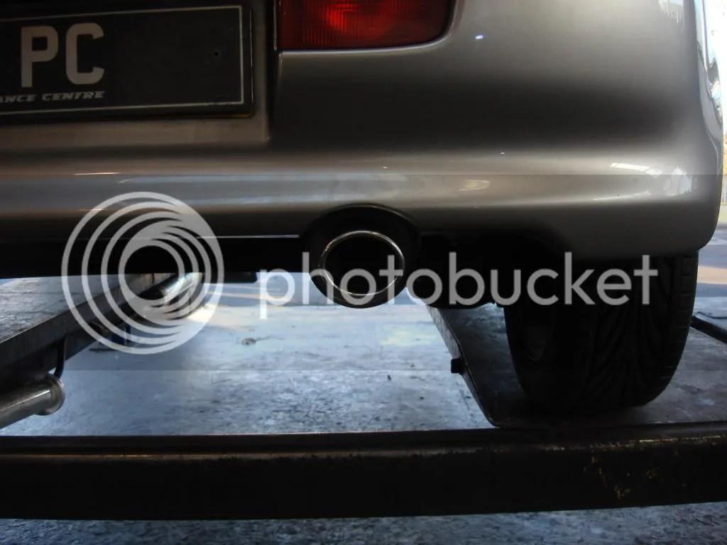 toyota yaris trd exhaust speedometer grand new veloz direct fit t sport vvt i stainless ebay