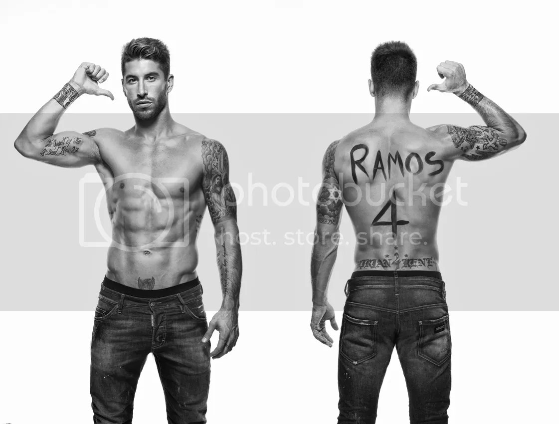 Sergio Ramos Suit 2013 Magazines appearances… following real madrid ...