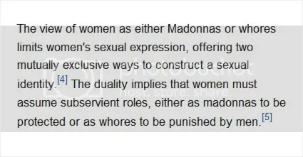 Image result for madonna whore