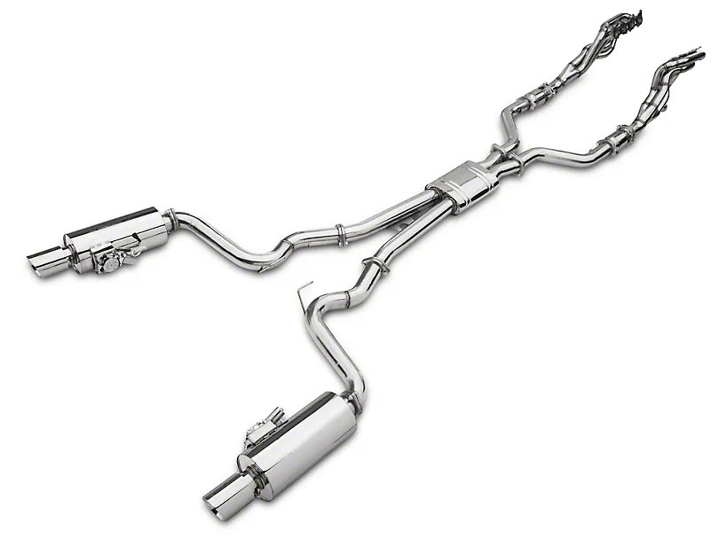 VIDEO: XForce Engine-Back Exhaust System for 2015-2016