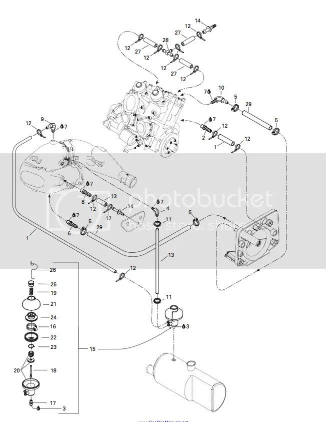 Seadoo Cooling System Diagram, Seadoo, Free Engine Image
