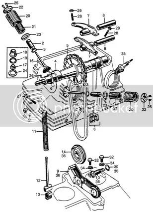 Genuine Honda CA175 CB175 CB160 CL175 CL160 SL175 CB92