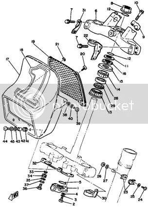Yamaha Atv Engine Number, Yamaha, Free Engine Image For