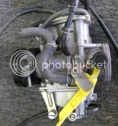 400ex carb w throttle 400ex carb hoses 400ex carb diagram [ 768 x 1024 Pixel ]
