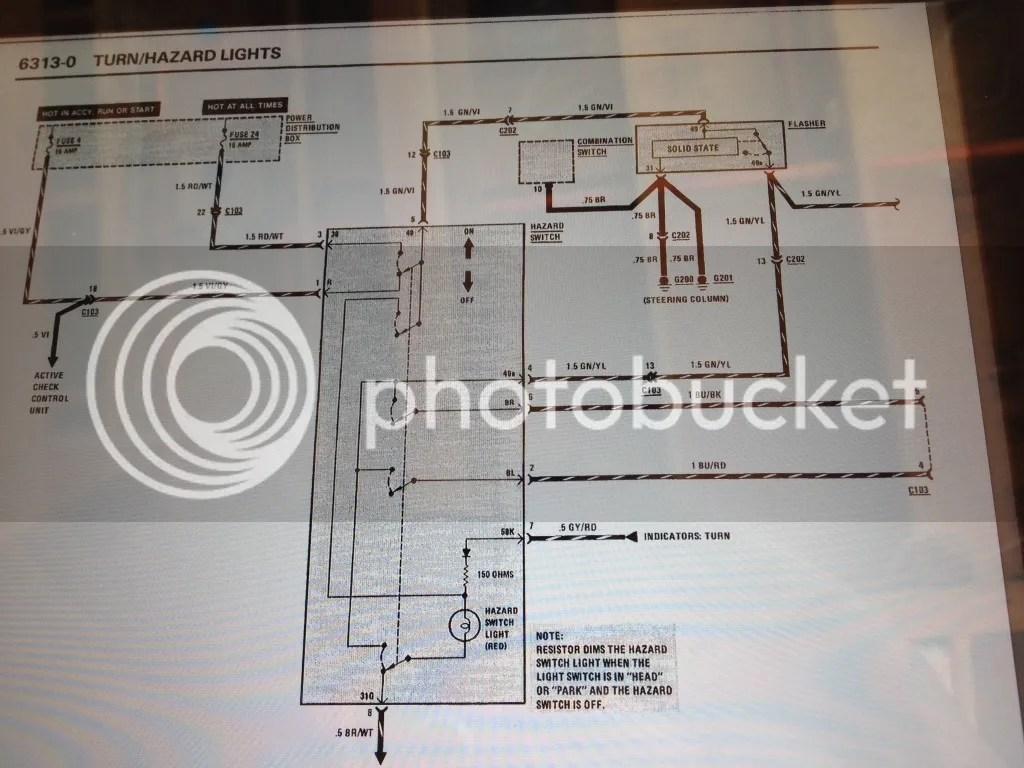 e46 m3 starter wiring diagram kicker l5 12 another e30 turn signal question