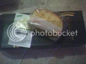 Toast Merbabu
