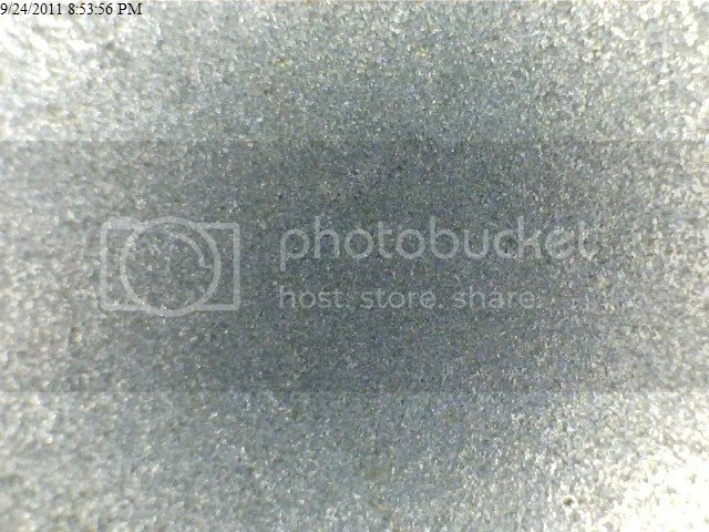 Fine DMT Diamond Plate - Macro