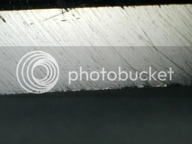 Klas Tornblom 185 - 16K Shapton Glass - 50 Strokes
