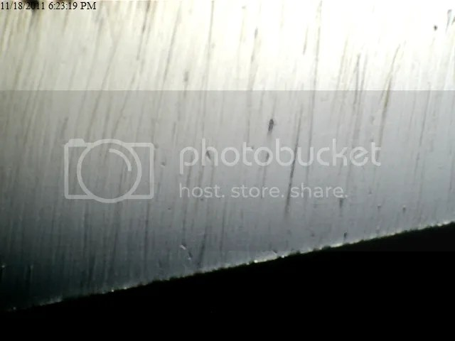 Boker 3 - 0.025 Micron Poly Dimaond on Balsa