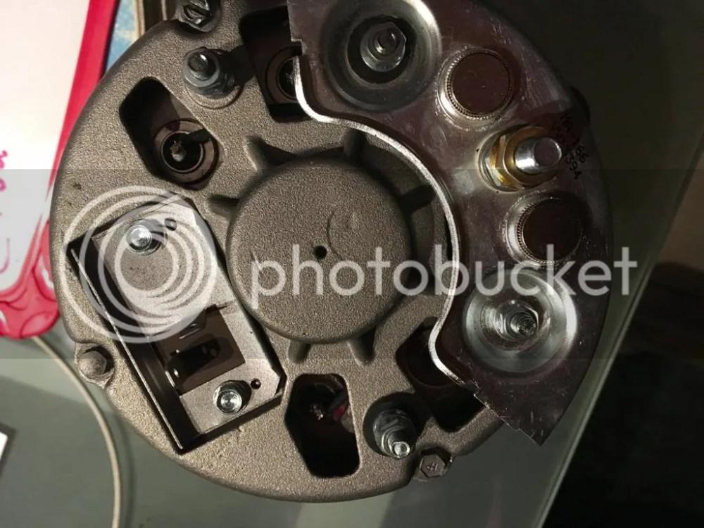 medium resolution of alternator wiring