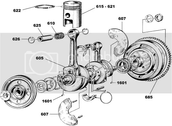 Gear Box Of Motorcycle