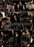 Nonno,Non-no,Japanese Magazine,Japanese magazine scans,Arashi,Matsumoto Jun,Ninomiya Kazunari,Ohno Satoshi,Aiba Masaki,Sakurai Sho