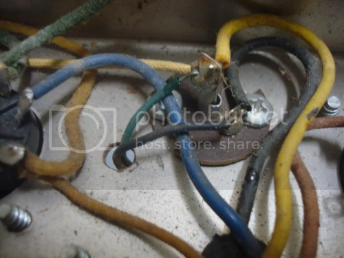 small resolution of 1966 blackface fender vibro champ speaker wire questions and others