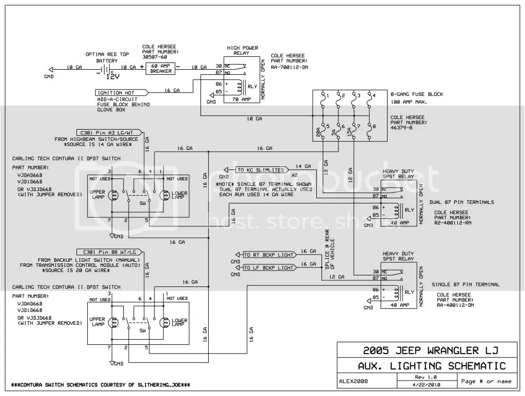 hight resolution of those of you with arb or otrattw switches page 2 jeepforum com illuminated rocker switch wiring diagram lighted