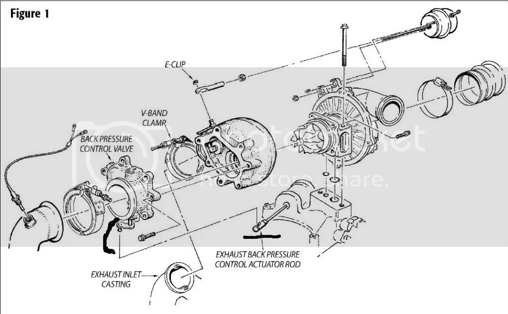 Exhaust Back Pressure Sensor Ford Truck Enthusiasts Forums