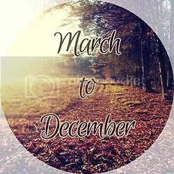 March to December