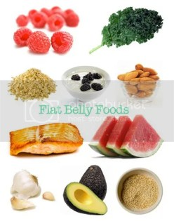 Flat Stomach Foods