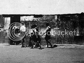 School girls, South Africa, 1980