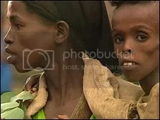BBC News Ethiopia - Ethiopian boy Tareknge and his mother