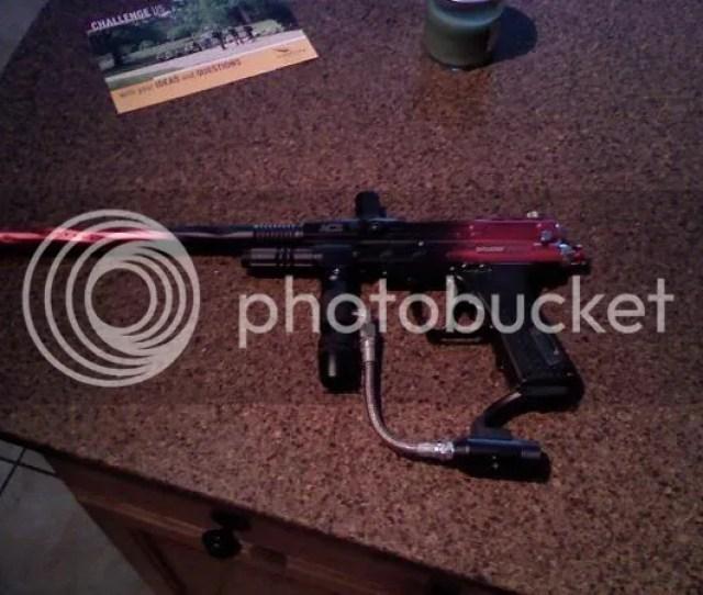 Spyder Pilot Acs Paintball Gun