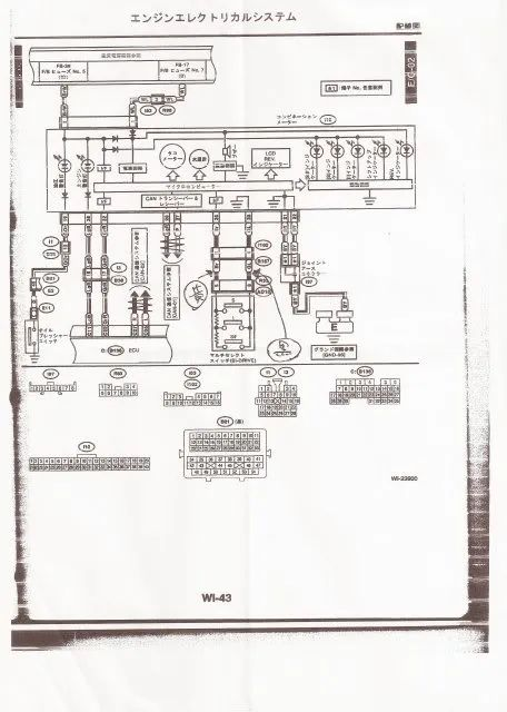 2004 subaru wrx wiring harness diagram