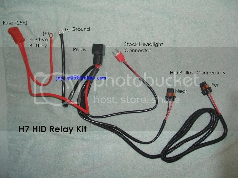 9006 Hb4 Wiring Harness Get Free Image About Wiring Diagram