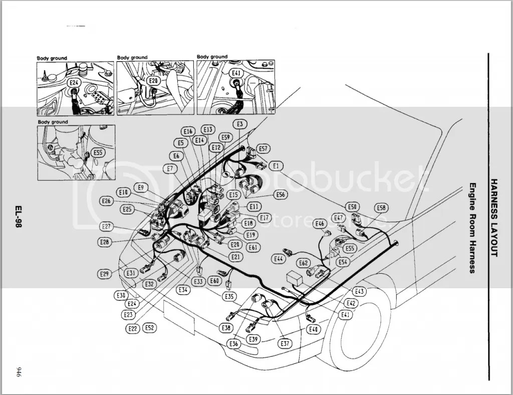 hight resolution of 240sx headlight wiring diagram basic wiring diagram u2022 rh rnetcomputer co s13 fuse box cover 91